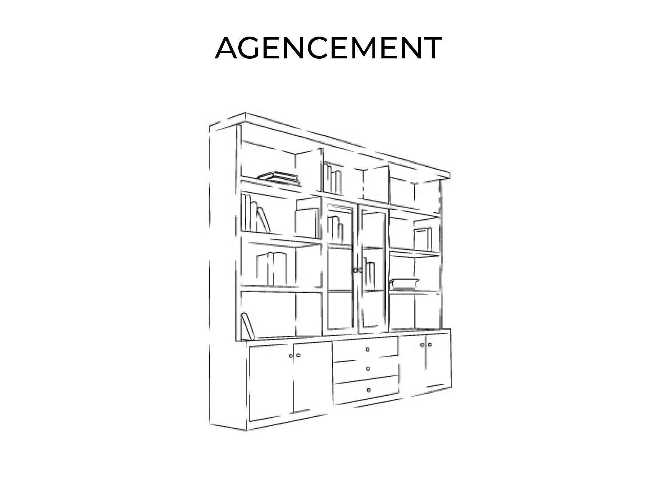 projets de création d'agencement