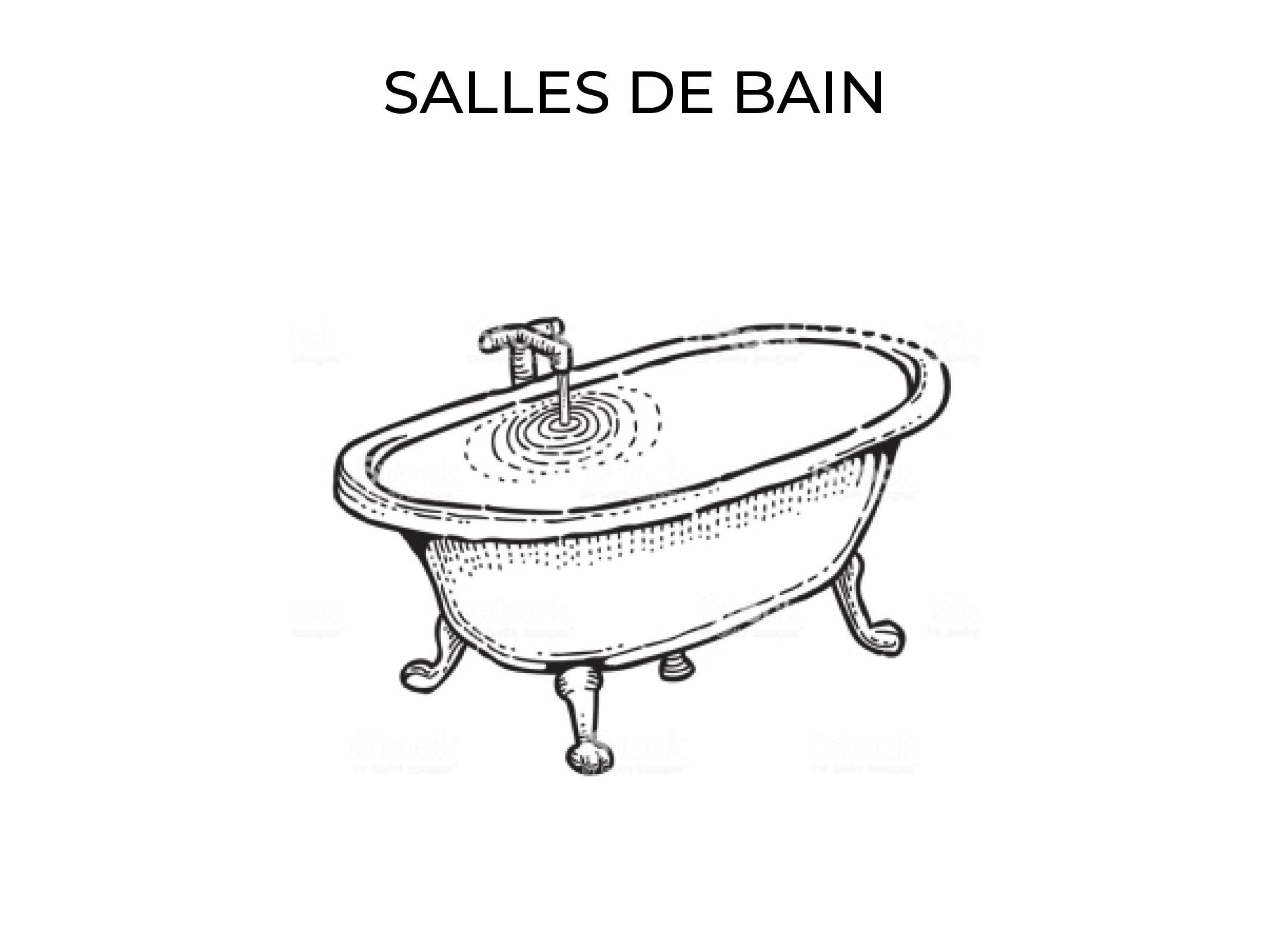 Projet de création salles de bain